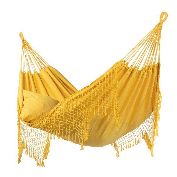 Fine Yellow XXL Hängmatta