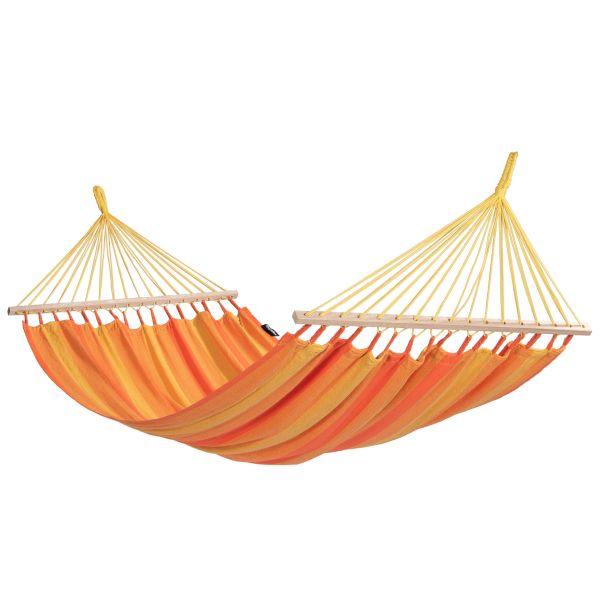 Relax Orange Enkel Hängmatta