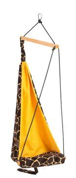 Hang Mini Giraffe Barnhängstol