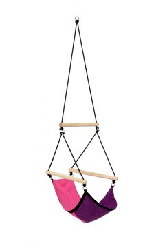 Swinger Pink Barnhängstol