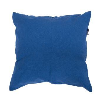 Plain Blue Kudde