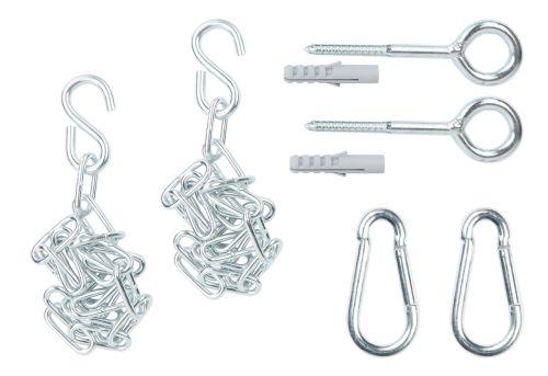 Complete Metal Montering av Hängmatta