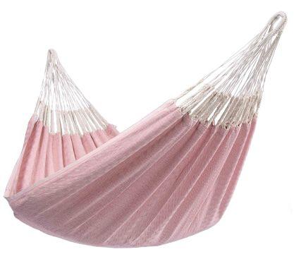 Natural Pink Enkel Hängmatta
