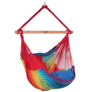 Mexico Rainbow Enkel Hängstol