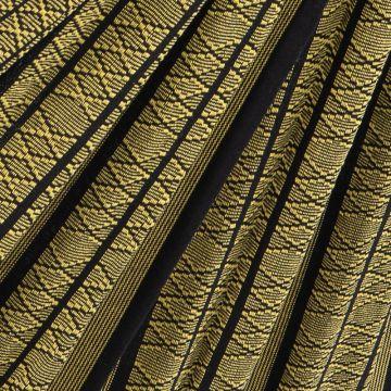 Black Edition Gold Pläd