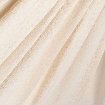 Luxe White Pläd