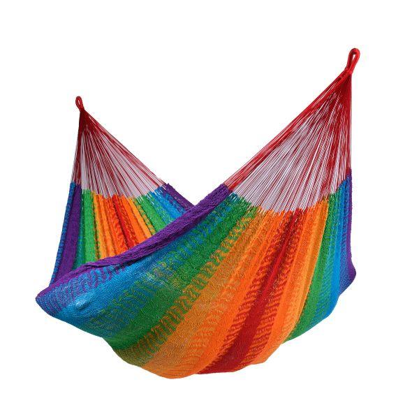 'Cacun' Rainbow XXL Hängmatta